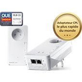 CPL Devolo Magic 2 WIFI - 2 adaptateurs