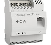 Pont CPL Devolo  Magic 2 LAN DINrail  8528
