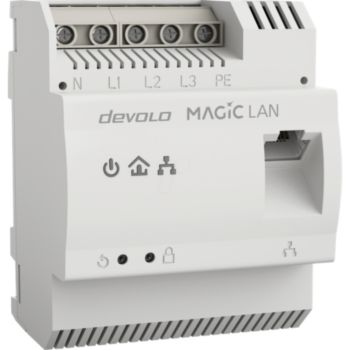 Devolo Magic 2 LAN DINrail  8528
