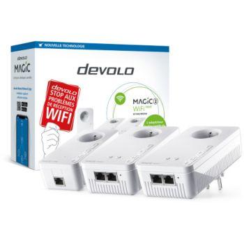 Devolo Magic 2 Wifi NEXT - 3 adaptateurs