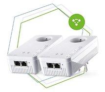 CPL Wifi Devolo  Mesh Wifi 2 starter kit 8758