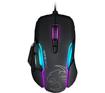 Souris gamer Roccat Kone Aimo RGBA Black