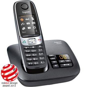 gigaset c620a noir t l phone sans fil boulanger. Black Bedroom Furniture Sets. Home Design Ideas