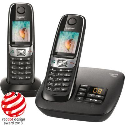 T l phone sans fil vos achats sur boulanger - Premier telephone fixe ...