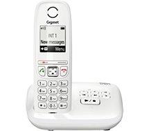 Téléphone sans fil Gigaset  AS405A Blanc