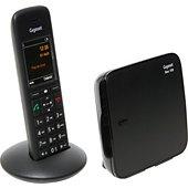 Téléphone sans fil Gigaset C570 Noir