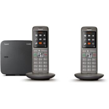Gigaset CL660 Duo Noir