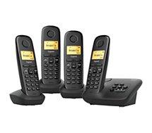 Téléphone sans fil Gigaset AL370A QUATTRO