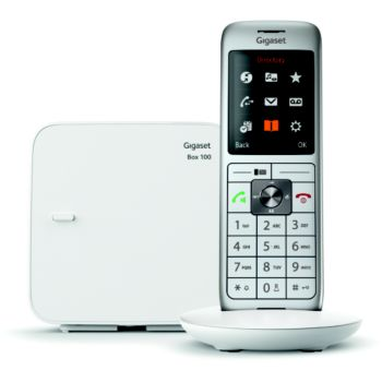 Gigaset CL660 Solo Blanc
