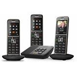 Téléphone sans fil Gigaset  CL770A Trio Noir