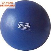Ballon de yoga Sissel PILATES Ball blue 22cm
