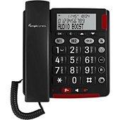 Téléphone filaire Amplicomms Téléphone filaire Bigtel 48 AMPLICOMMS