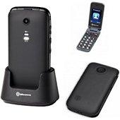 Téléphone portable Amplicomms Amplicomms PowerTel M6750 Téléphone Port