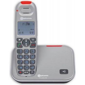 Amplicomms Téléphone senior PowerTel 2700 Amplicomm