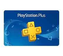 Code Sony  PS+ 12 Mois