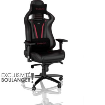 Noblechairs EPIC EDITION BOULANGER