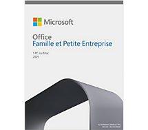 Logiciel de bureautique Microsoft  famille et petite entreprise