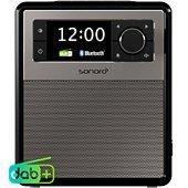 Radio numérique Sonoro EASY noir
