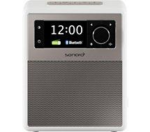 Radio numérique Sonoro EASY blanc