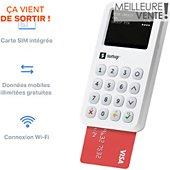Terminal de paiement Sumup SumUp 3G+Wi-Fi