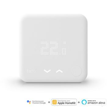 Thermostat connecté Tado Intelligent additionnel