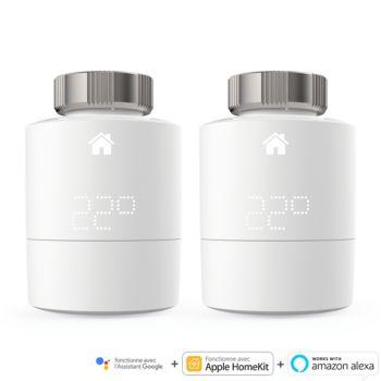 Robinet thermostatique Tado Tetes thermostatiques intelligentes-Duo