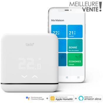 Thermostat connecté Tado Intelligent pour climatisation V3+