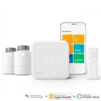 Thermostat connecté Tado Pack Thermostat Kit V3+2 Tetes