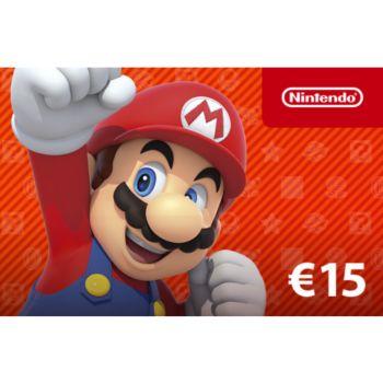 Nintendo eShop 15 Euros