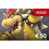 Code Nintendo eShop 50 Euros