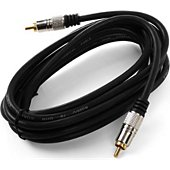 Front Stage CâBle Coaxial 3M Rca Digital 75Ohm