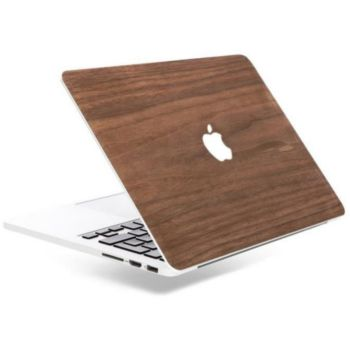 Woodcessories Macbook 13'' Ecoskin Bois walnut