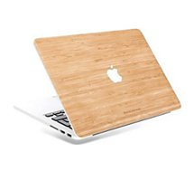 Protection Woodcessories  Macbook 13'' Ecoskin Bois bamboo