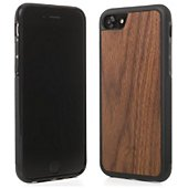 Coque Woodcessories iPhone 7/8 Bumper bois