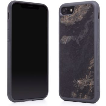 Woodcessories iPhone 7/8 Pierre camo gris