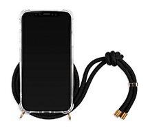 Coque collier Lookabe  iPhone X/Xs Cordon noir