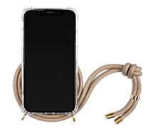 Coque collier Lookabe  iPhone 7/8 Cordon beige