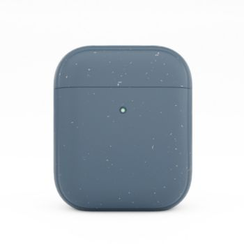 Woodcessories AirPods Recycled bleu