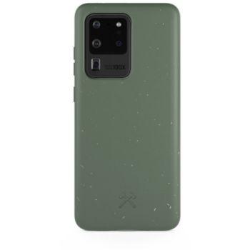 Woodcessories Samsung S20 Ultra BioCase vert