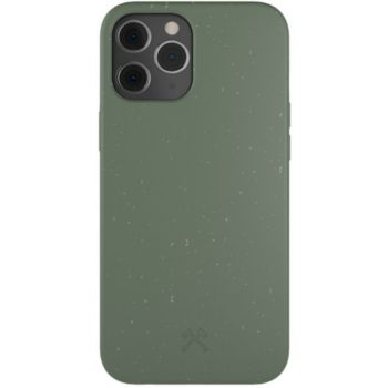 Woodcessories iPhone 12/12 Pro BioCase vert