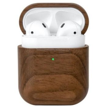 Woodcessories AirPods bois