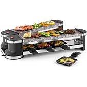 Raclette Klarstein tenderloin 100 raclette-grill 1200w 8 pe