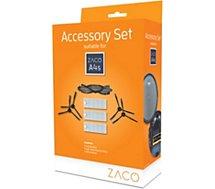 Filtre et brosse Zaco  accessoires pour le robot aspirateur