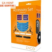Accessoire aspirateur Zaco accessoires pour le robots aspirate