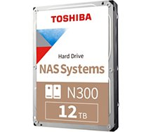 Disque dur interne Toshiba  3.5'' 12To N300