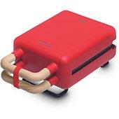 Gaufrier, croque monsieur ADE KG2006-2 rouge