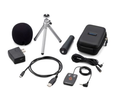 Kit d'accessoires Zoom APH-2n - Pack d'accessoires pour H2n