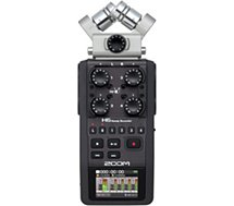 Dictaphone Zoom  H6