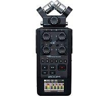 Dictaphone Zoom  H6 noir