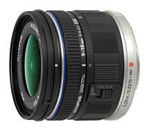 Objectif pour Hybride Olympus 9-18mm f/4.0-5.6 noir M.Zuiko